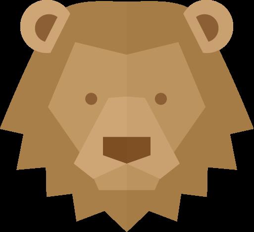 悩むライオン
